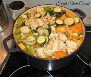 Veges simmer