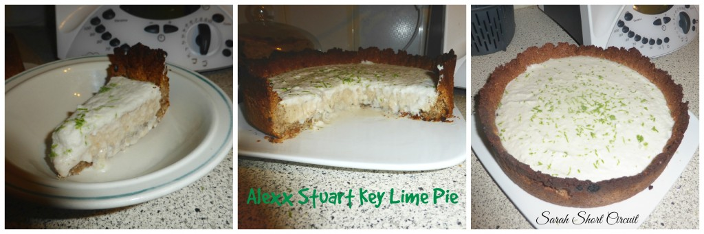 Alexx Stuart Key Lime Pie