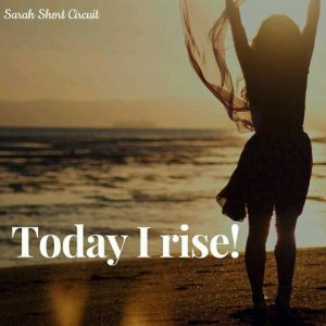 Today I rise